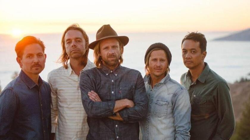 Switchfoot (Courtesy photo)