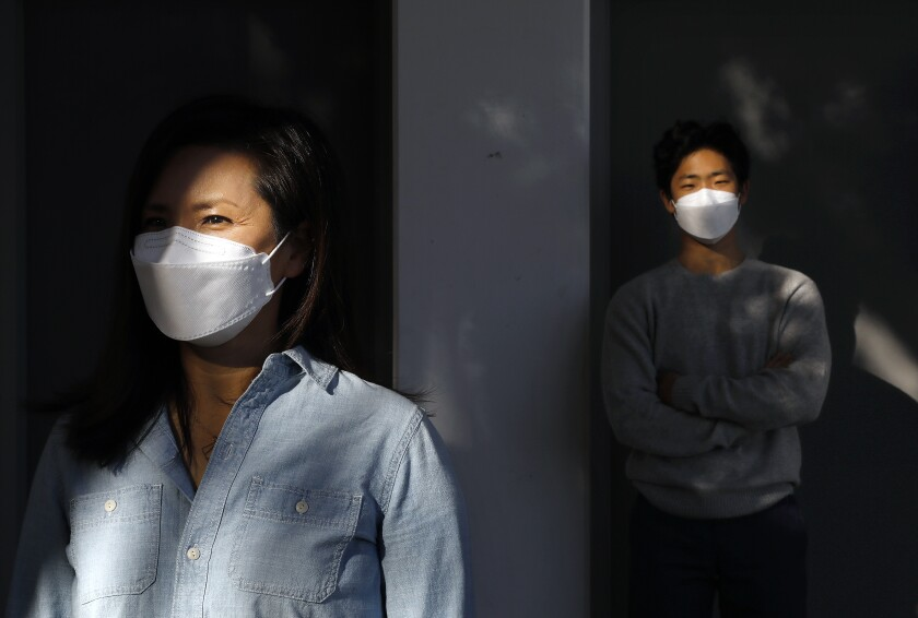 Asian Americans and Asian immigrants used masks well ahead of others