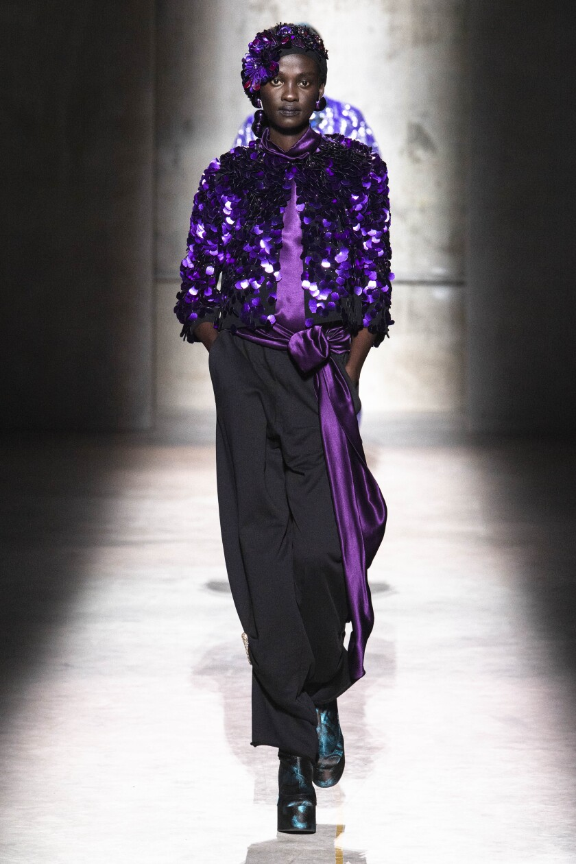 Dries Van Noten AW20