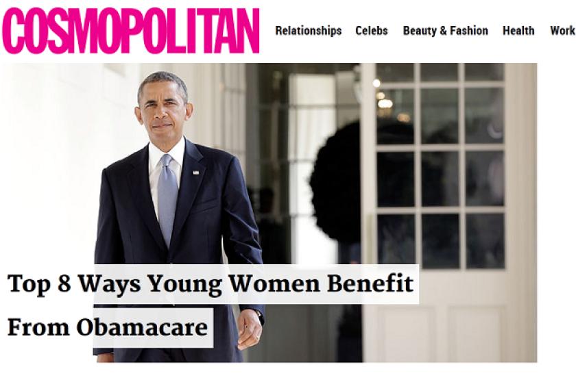 Cosmo Obamacare