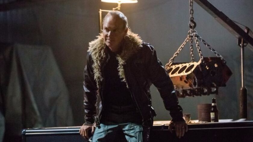 Michael Keaton has gone from Batman to Birdman to the Vulture in Spider-Man's first Marvel cinematic