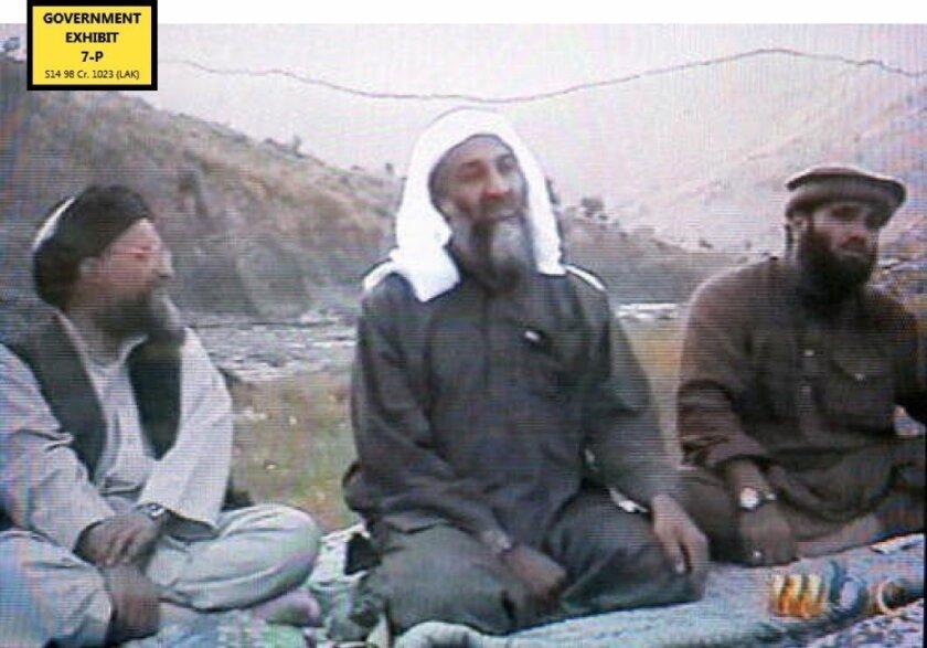 Sulaiman abu Ghaith trial
