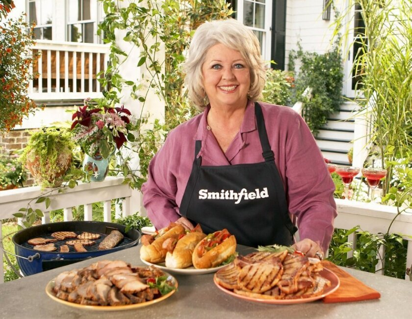 Smithfield dropped Paula Deen, who endorsed its line of hams and other pork products.