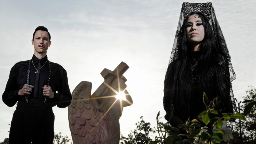 A new generation of L A  Satanists finds community in