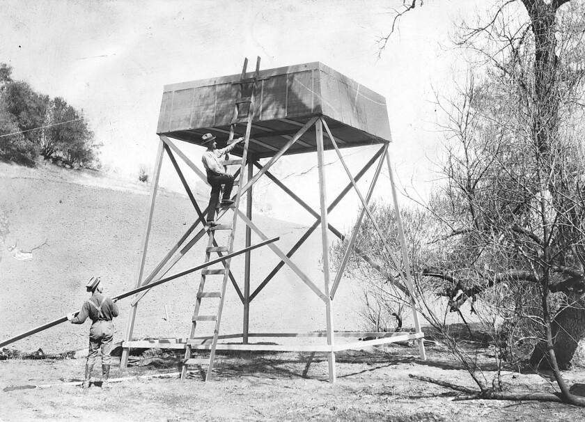 Hatfield tower