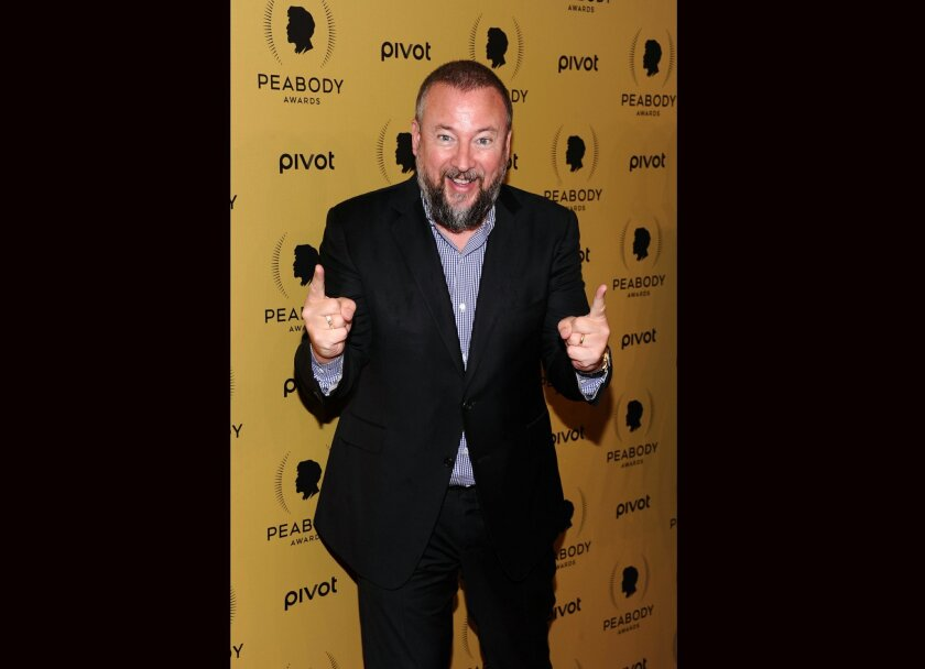 FILE - In this May 31, 2015 file photo, Vice Media chief executive Shane Smith attends the 74th Annual Peabody Awards in New York. Vice Media is partnering with A&E Networks on a new cable channel called Viceland, premiering Monday, Feb. 29, with a mix of lifestyle-related programming. (Photo by Ch