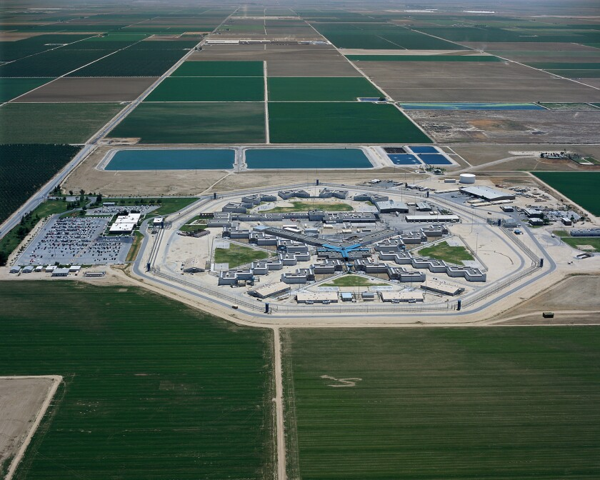 One dead after Wasco prison riot