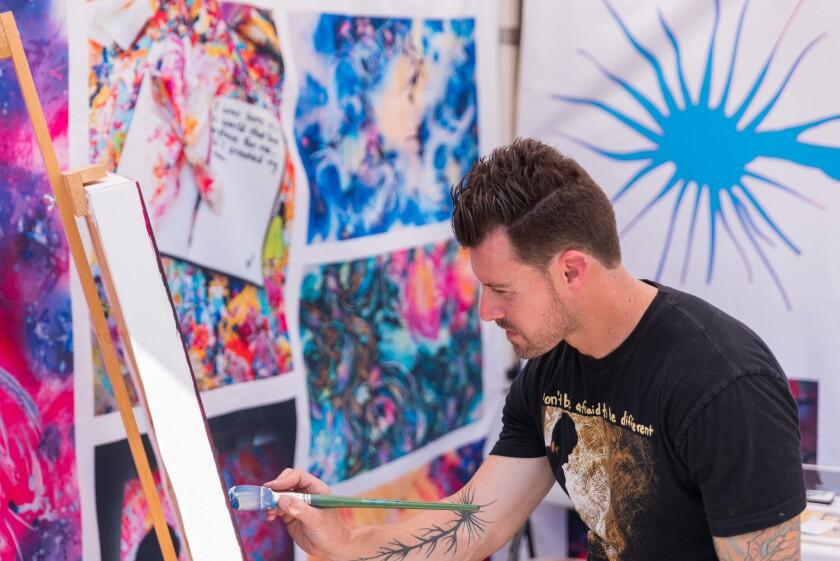 La Jolla Art and Wine Festival
