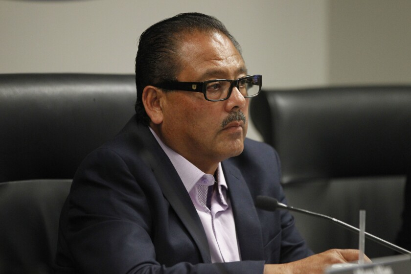 National City Councilman Jerry Cano