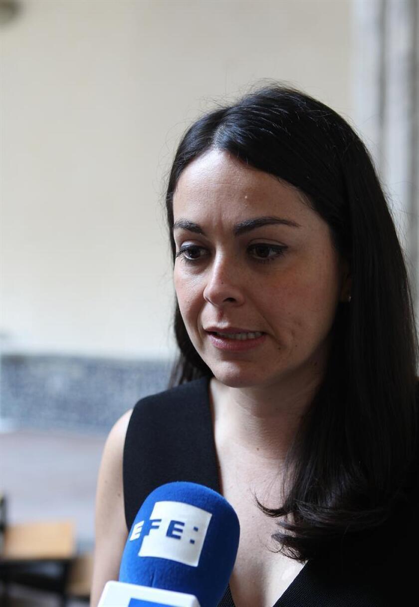 """Hicimos un estudio de las leyes que existen en otros países, y tomamos los casos de España y Uruguay porque pueden servir a México"""", dijo hoy a EFE Ana Cristina Ruelas, directora de Artículo 19 capítulo México. EFE/Archivo"""