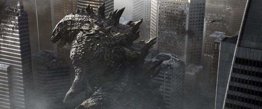 """""""Godzilla"""""""