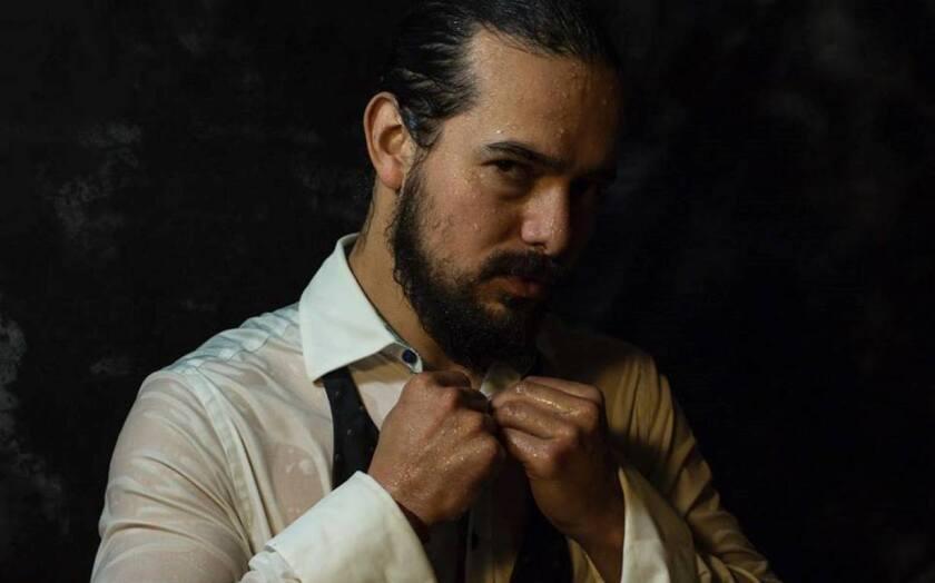 """Alejandro Edda ingresa por primera vez al mundo de """"Narcos"""", aunque ya tiene experiencia con esta clase de personajes."""