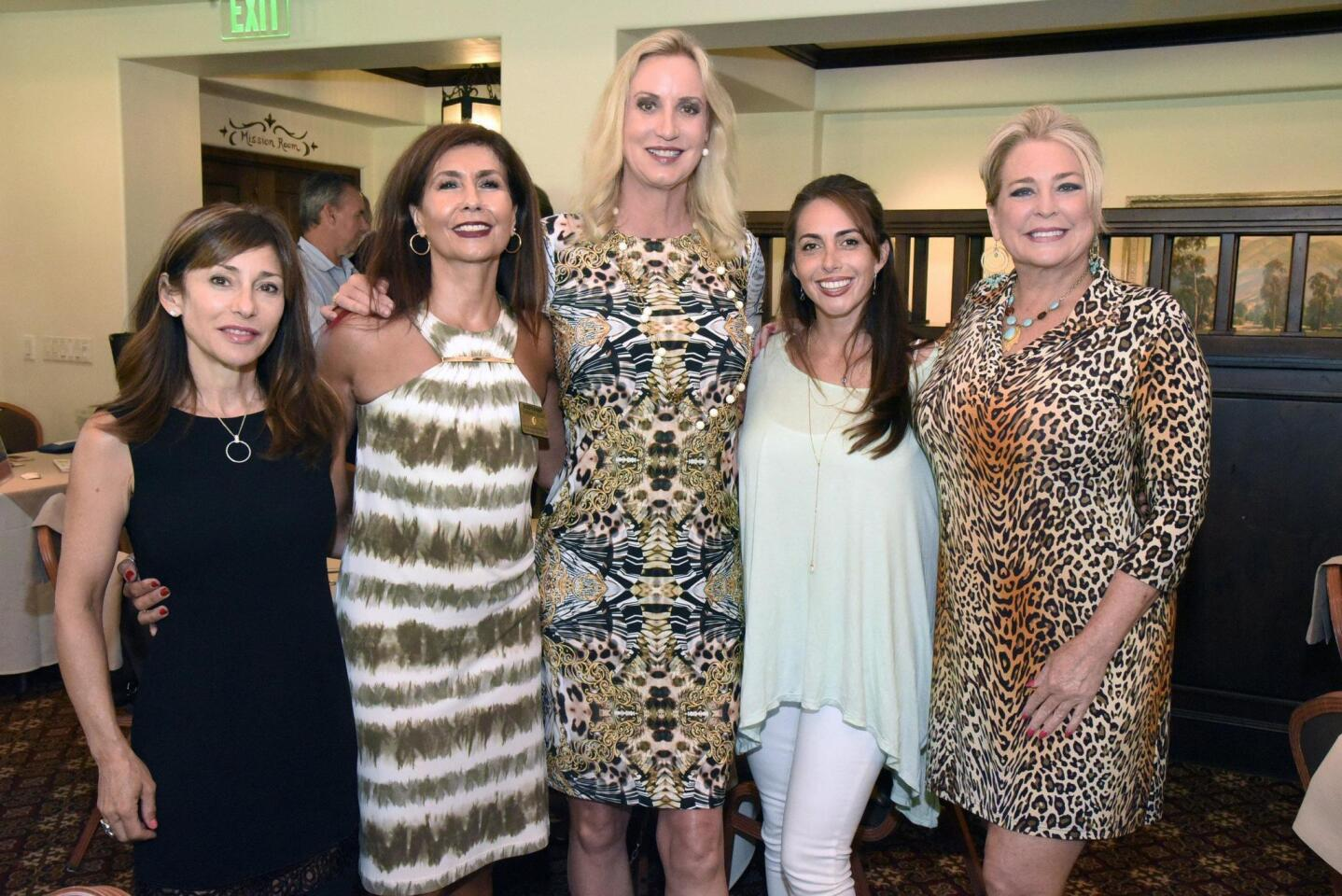 Rotary district governor visits Rancho Santa Fe club