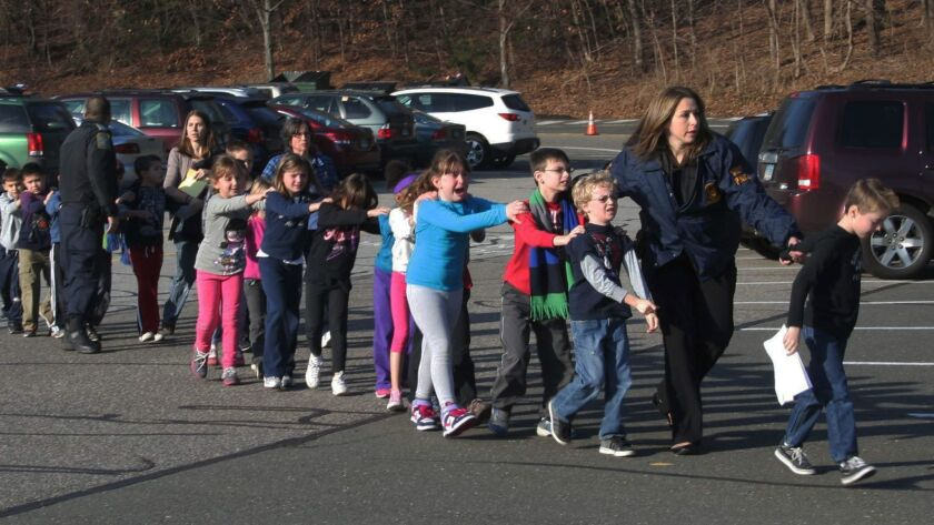 The vote coincidentally came on the fourth anniversary of the Newtown, Conn., shootings that killed 20 students and six staffers at Sandy Hook Elementary School.