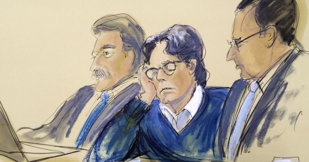 Act Scores Paint Troubling Picture For >> Nxivm Leader Keith Raniere Convicted In Lurid Sex Cult Case The