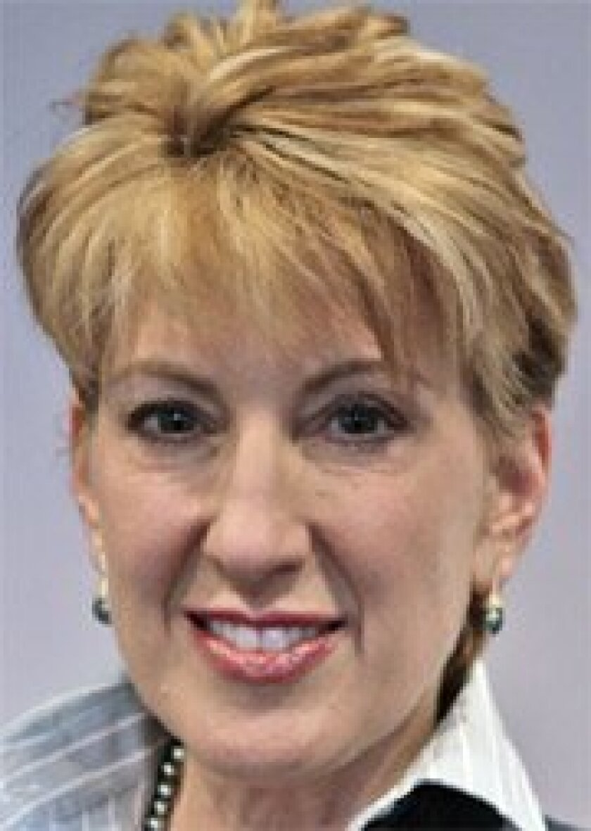 <strong>Carly Fiorina </strong>
