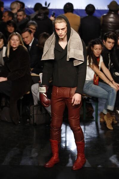 Jean Paul Gaultier menswear Fall 2010