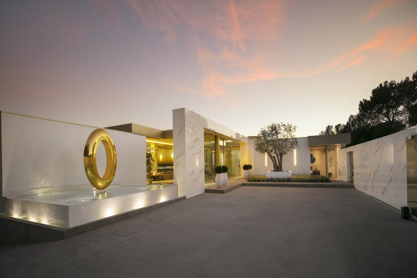 'Opus' in Beverly Hills   Hot Property