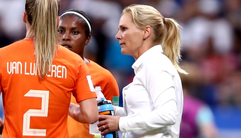 Netherlands v Sweden: Semi Final - 2019 FIFA Women's World Cup France