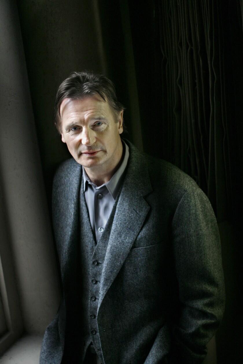 "Liam Neeson is set to star in an adaptation of Shusaku Endo's novel ""Silence."""