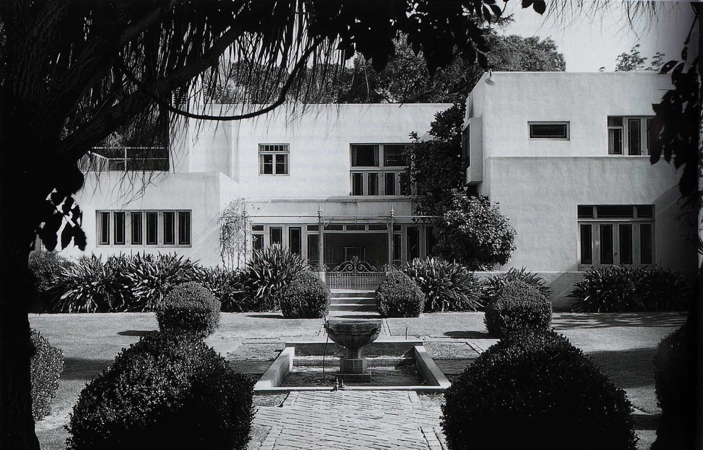 Irving Gill's Dodge House