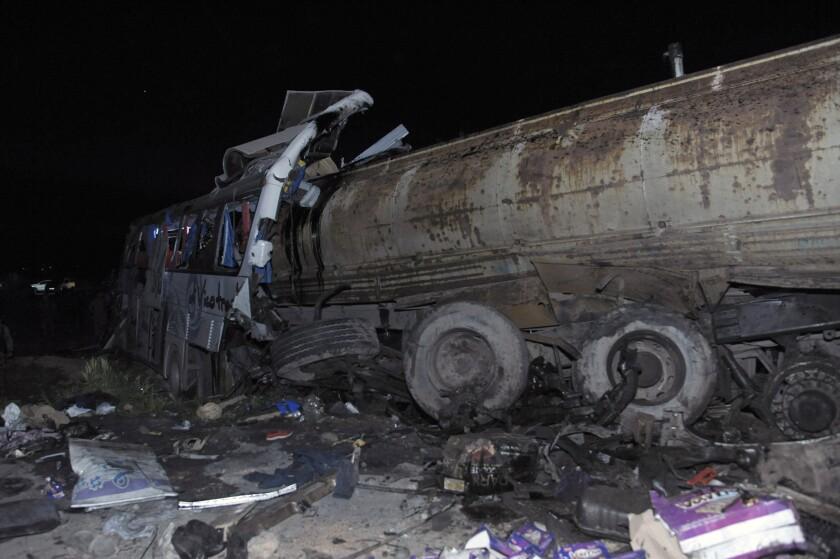 Syria Road Accident