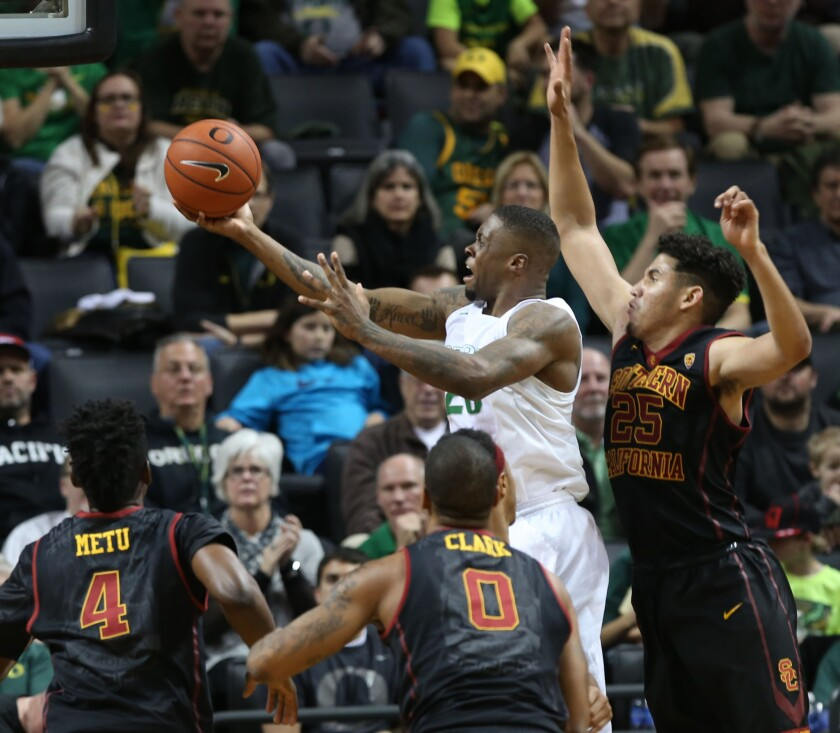 Up next for USC: Sunday at Oregon State
