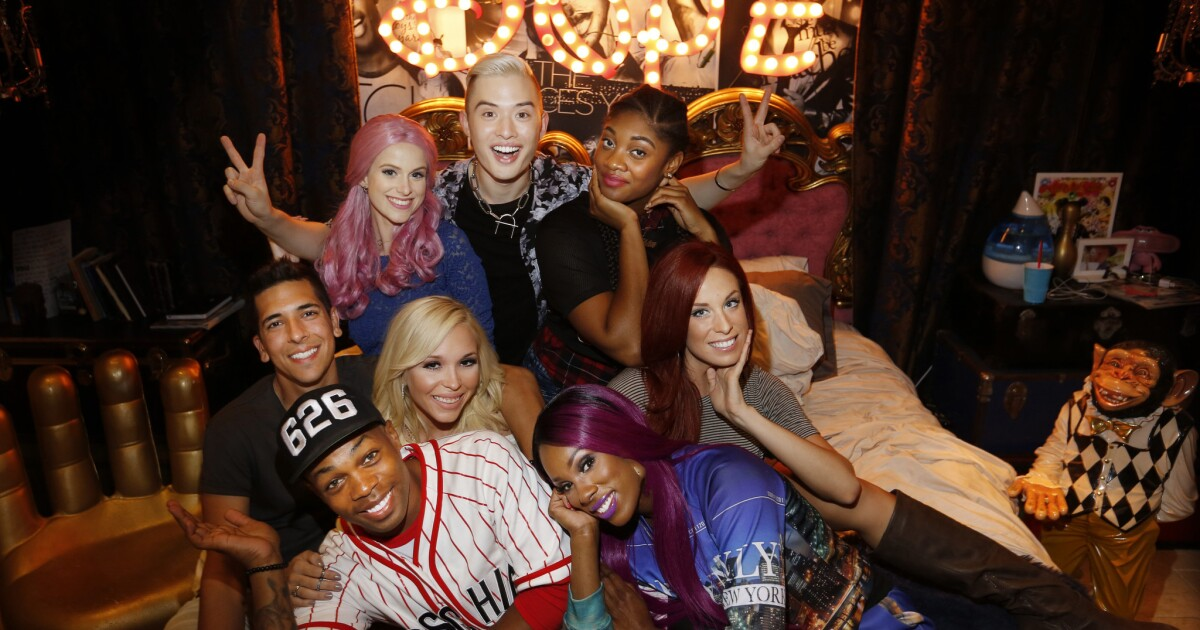 How Todrick Hall made the leap from viral YouTube videos to his own MTV show: 'Impossible is nothing'