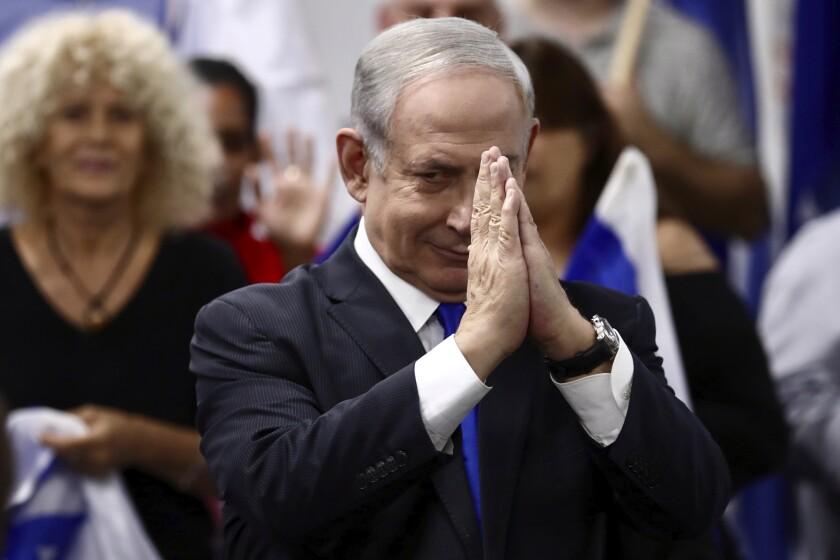 Israel Politics Elections