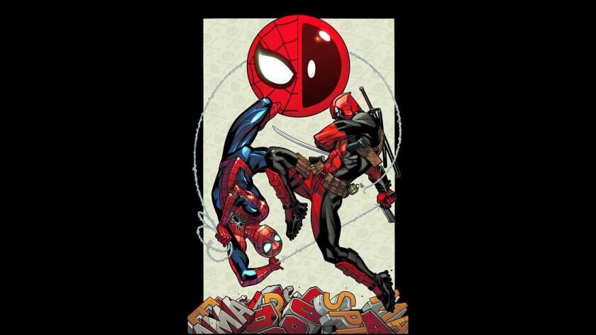 'Spider-Man / Deadpool'