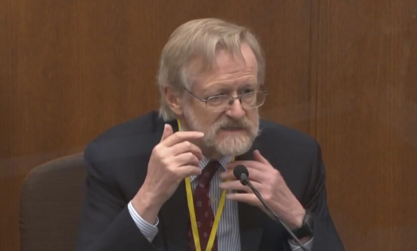 Dr. Martin Tobin testifies