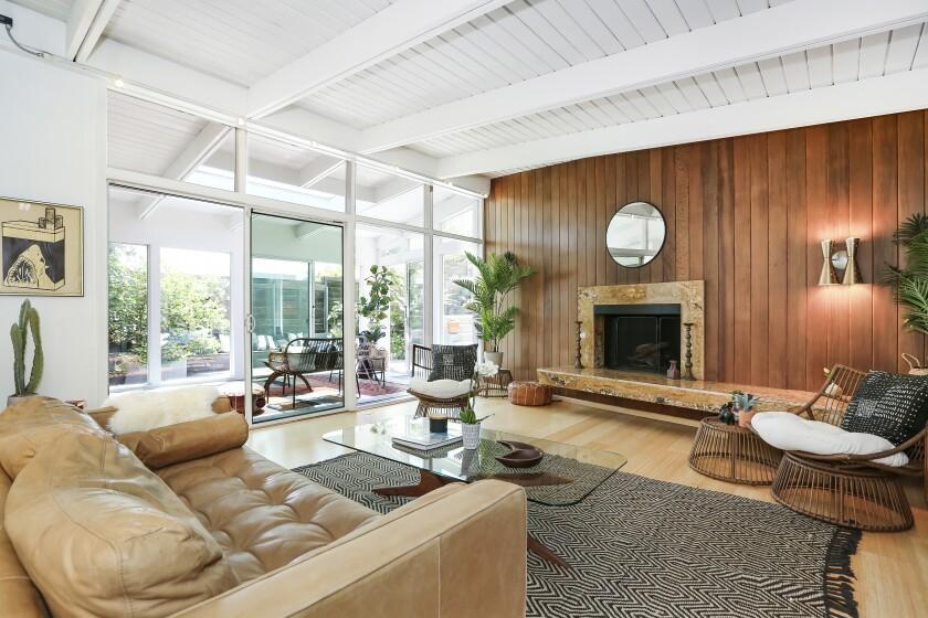 A Eugene Kinn Choy-designed home in Silver Lake