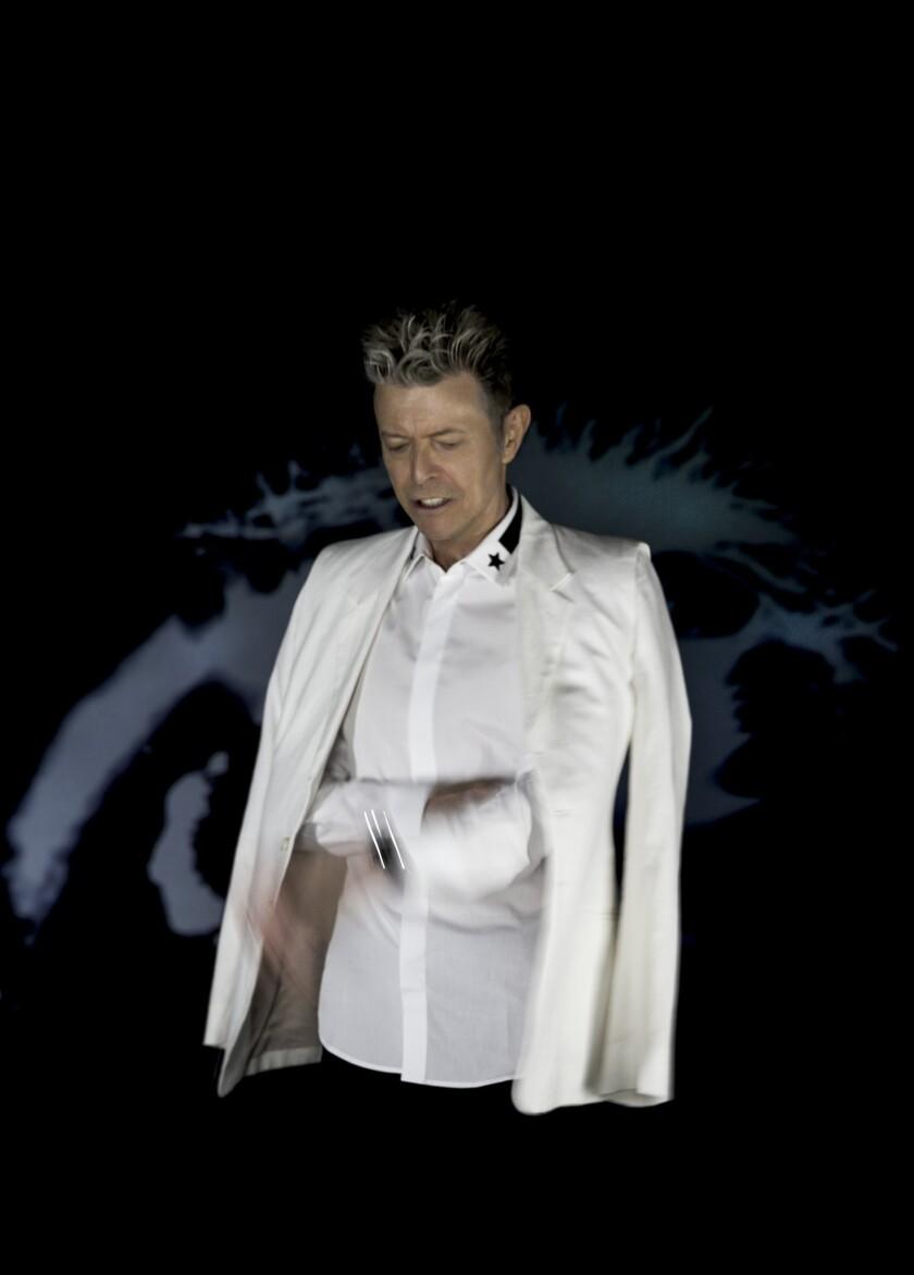 "David Bowie's new album is ""Blackstar."""