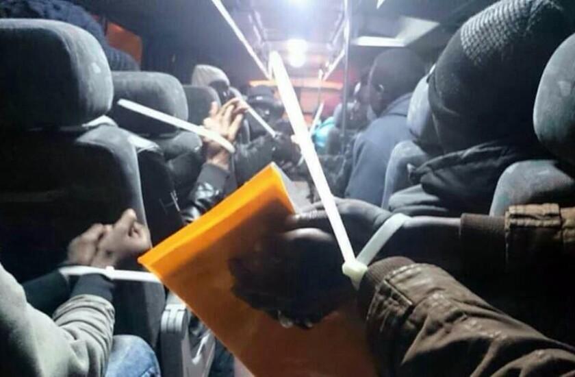 Sudanese deported from Jordan