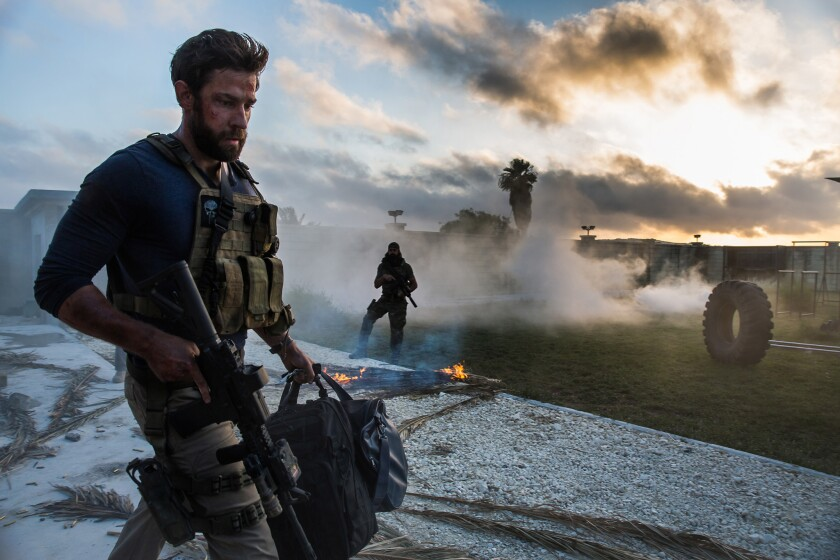 '13 Hours: The Secret Soldiers of Benghazi' by Michael Bay continues a fight