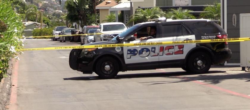 Laguna Beach police