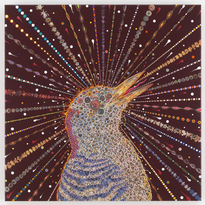 Fred Tomaselli.
