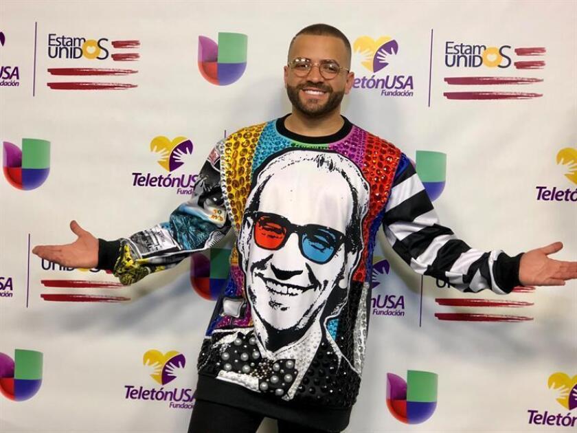El cantautor venezolano Nacho. EFE/Archivo