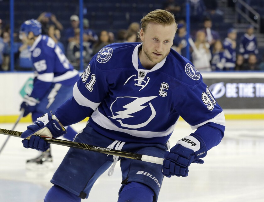 Steven Stamkos, Patrick Kane and what we learned in the NHL last week