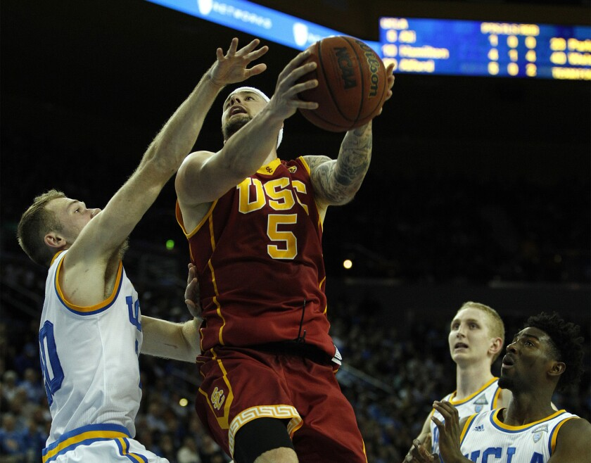After seasons of ineptitude, USC men's basketball is finally back in top 25