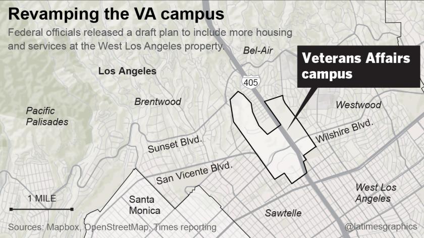 Revamping the VA campus