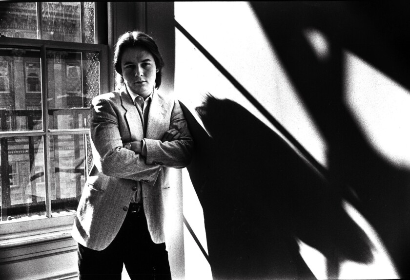 Esa-Pekka Salonen was a boyish-looking 26-year-old when he first performed with the Los Angeles Philharmonic as guest conductor in November 1984. The Los Angeles Times' Mark Swed took at closer look at Salonen and his career.
