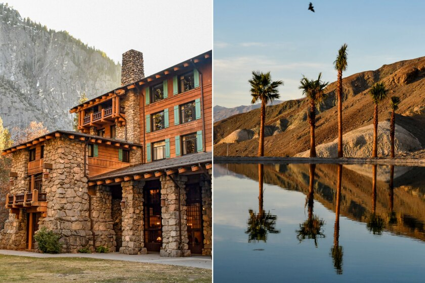 Yosemite's Ahwahnee versus the Inn at Death Valley: Which is worth the splurge?