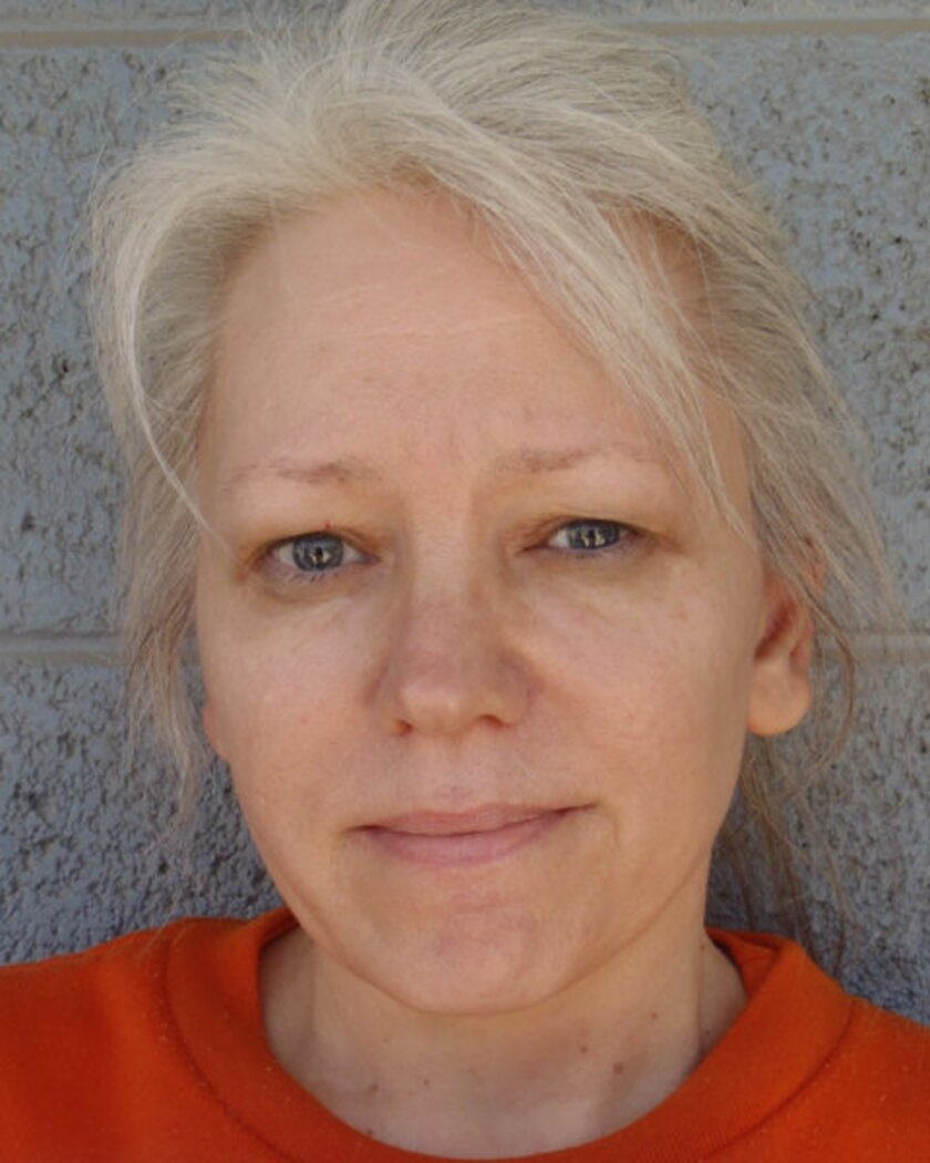 FILE - This undated image provided by the Arizona Department of Corrections shows Debra Milke. The Arizona Court of Appeals Thursday, Dec. 11, 2014 ruled that the charges against   Milke in the 1989 death of her son Christopher can't be refiled.  The appeals court has ordered that murder charges ag