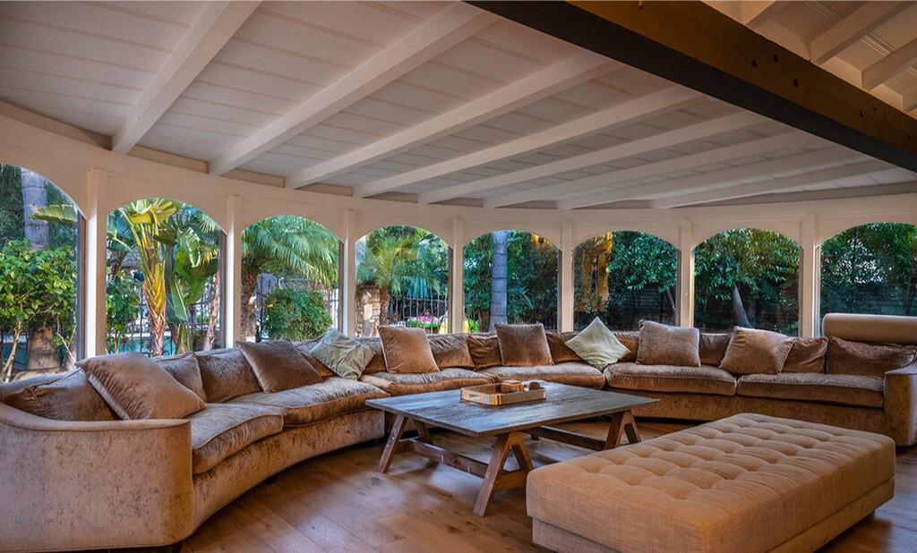 Marisol Nichols' Toluca Lake estate
