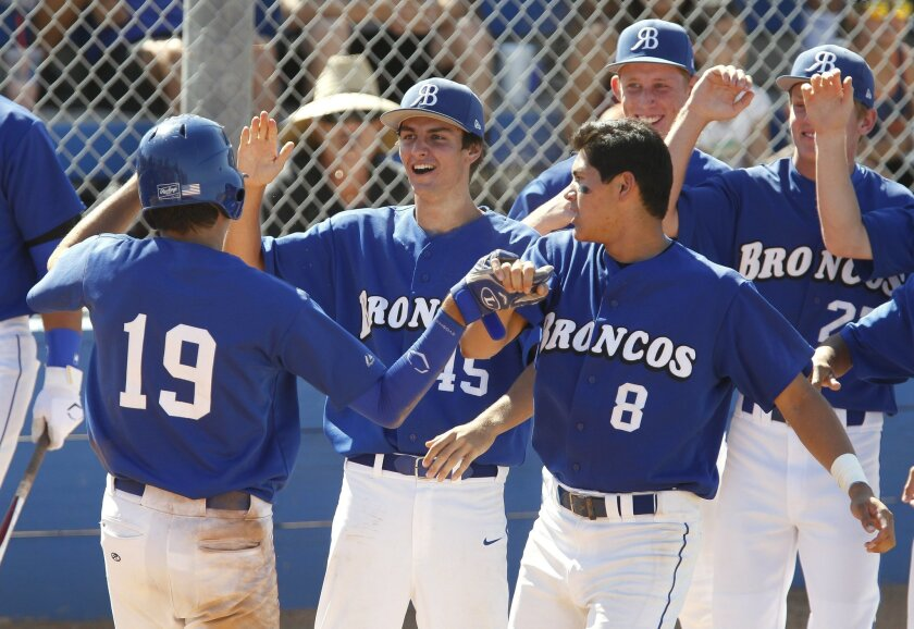 Opening the season at No. 1, Rancho Bernardo should have plenty more to celebrate.
