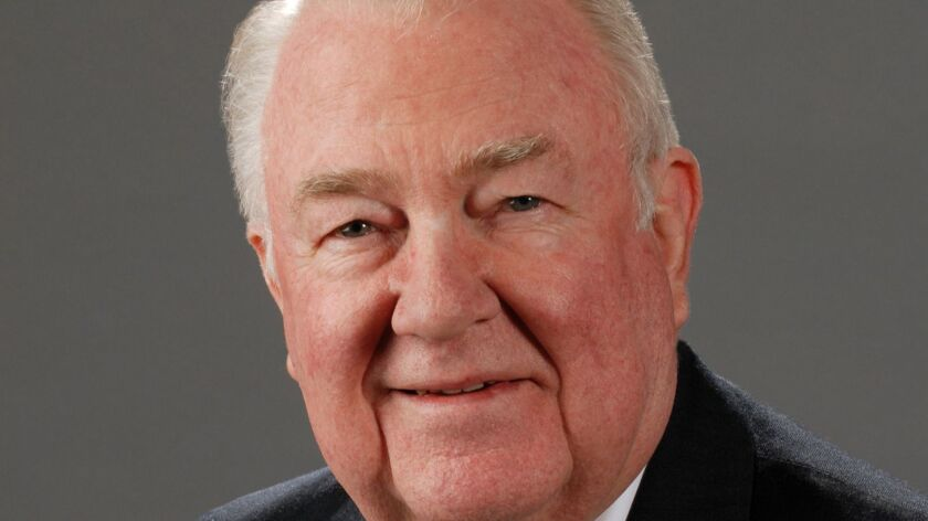 Edwin Meese is a member of the United Institute of Peace's Iraq Study Group. (U.S. Institute of Peac