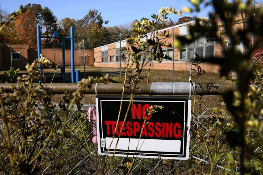 Work begins to demolish Newtown school massacre site
