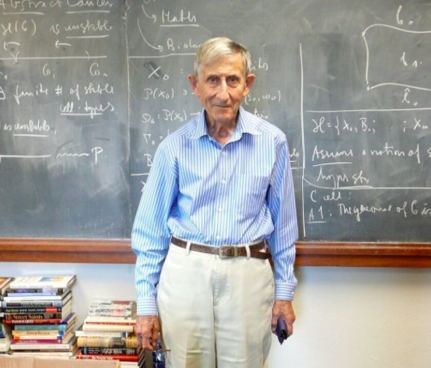 Retired scholar stirs controversy with views on climate