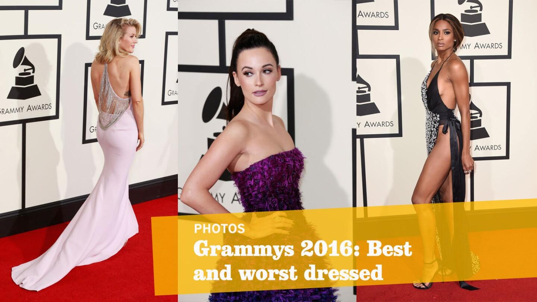 Grammys 2016: Best and worst dressed